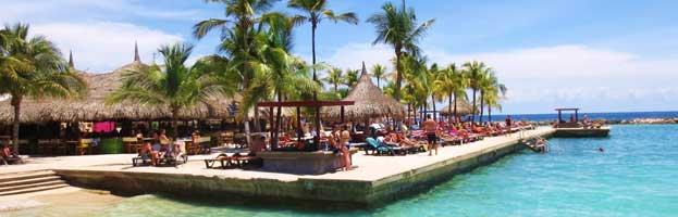 Jan-Thiel-Curacao-Strand