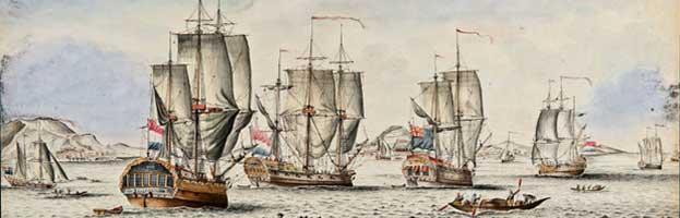 Geschiedenis Curacao